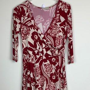 Addison Floral Dress